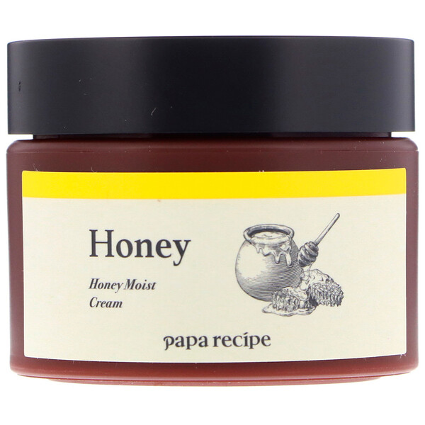 Honey Moist Cream, 50 ml
