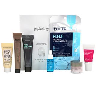 Promotional Products, K-Beauty Bag, V2, 8 Piece Set