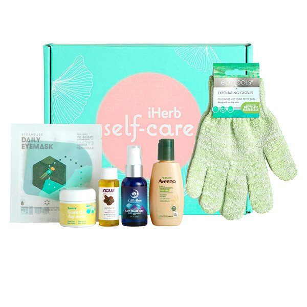Relaxation Box, 6 Piece Set