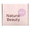 Promotional Products, Natural Beauty Box, набор для красоты из 6предметов