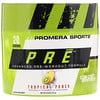 Promera Sports, PRE, Advanced Pre-Workout Formula, Tropical Punch, 5.54 oz (157 g)