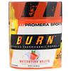 Promera Sports, حرق، تركيبة مولدة للحرارة متطورة، موهيتو البطيخ الأحمر، 3.3 أوقية (96.0 غ)