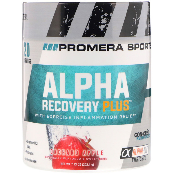 Promera Sports, Alpha Recovery Plus, Manzano, 7.13 oz (202.1 g)