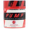 Promera Sports, Pump, Fórmula Avançada de Óxido Nítrico, Framboesa, 85,2 g