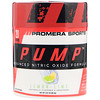 Promera Sports, Pump, Advanced Nitric Oxide Formula, Lemon-Lime, 3.01 oz (85.2 g)