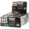 ProBar, Base, Protein Bar, Mint Chocolate, 12 Bars, 2.46 oz (70 g) Each