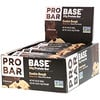 ProBar, ProBar, Base, 20 g Protein Bar, Cookie Dough, 12 Bars, 2.46 oz (70 g) Each