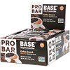 ProBar, Base, Protein Bar, Coffee Crunch, 12 Bars, 2.46 oz (70 g) Each