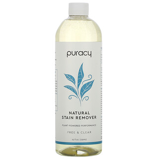 Puracy, 天然衣物除渍剂,优效洁净配方,25 液量盎司(739 毫升)