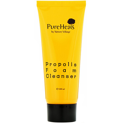 Купить PureHeals Propolis Foam Cleanser, 100 ml