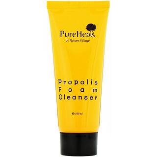 PureHeals, Propolis Foam Cleanser, 100 ml