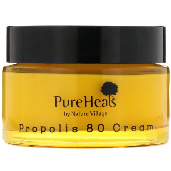 PureHeals, Propolis 80 Cream, 1.69 fl oz (50 ml)