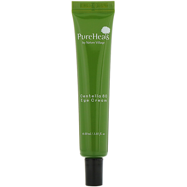 Centella 80 Eye Cream, 1.01 fl oz (30 ml)