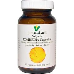 Pronatura, Kombucha Capsules, 555 mg, 90 Capsules