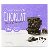 BNRG, Power Crunch Protein Energy Bar, Choklat, Dark Chocolate, 12 Bars, 1.54 oz (43 g) Each