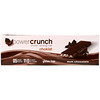BNRG, Power Crunch, Protein Energy Bar, Choklat, Dark Chocolate, 12 Bars, 1.54 oz (43 g) Each
