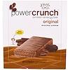 BNRG, Power Crunch Protein Energy Bar, Original, Mocha Creme, 12 Bars, 1.4 oz (40 g) Each