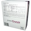 BNRG, パワー・クランチ・プロテイン・エネルギーバー、ワイルドベリークリーム、12本入り、各1.4 oz (40 g)