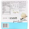 BNRG, Power Crunch Protein Energy Bar, French Vanilla Creme, 12 Bars, 1.4 oz (40 g) Each