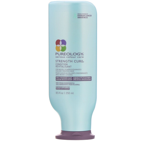 Serious Colour Care, Strength Cure Condition,  8.5 fl oz (250 ml)