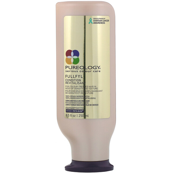 Pureology, Serious Colour Care, Fullfyl, Après-shampoing, 250 ml (Discontinued Item)