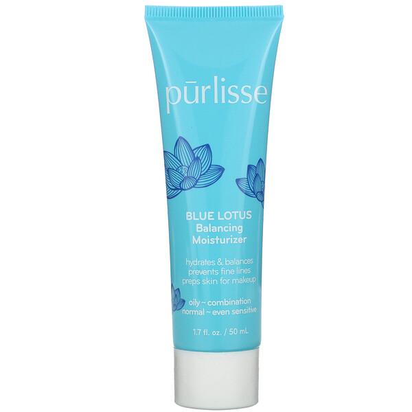 Blue Lotus, Balancing Moisturizer, 1.7 fl oz (50 ml)