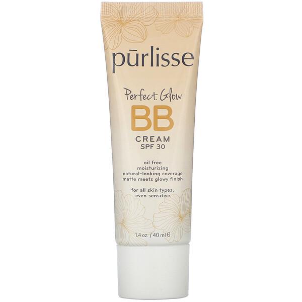 Perfect Glow, BB Cream, SPF 30, Light,  1.4 fl oz (40 ml)
