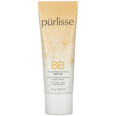 Purlisse, Perfect Glow,BB 霜,SPF 30,中度抗曬,1.4 盎司(40 毫升)