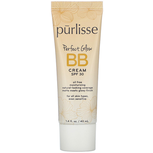 Perfect Glow, BB Cream, SPF 30, Medium Tan, 1.4 fl oz (40 ml)
