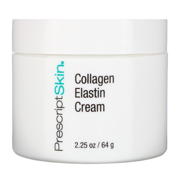 Collagen Elastin Cream, 2.25 oz (64 g)