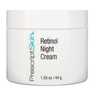 PrescriptSkin, Retinol Night Cream, 1.55 oz (44 g)
