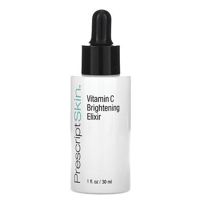 Купить PrescriptSkin осветляющий эликсир с витаминомC, улучшенная осветляющая сыворотка с сухим маслом, 30мл (1жидк.унция)