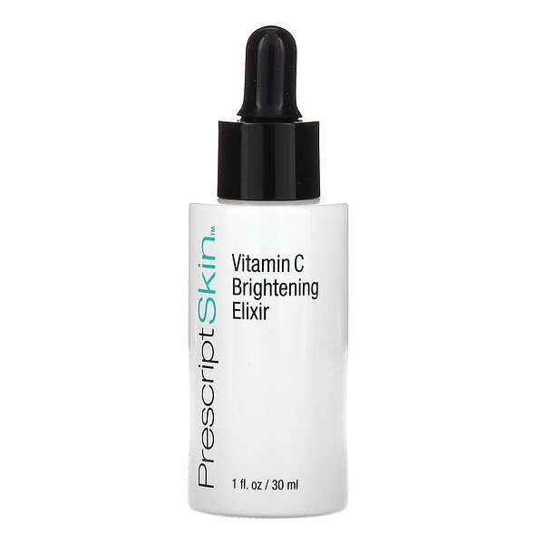Vitamin C Brightening Elixir, Enhanced Brightening Dry Oil Serum, 1 fl oz (30 ml)