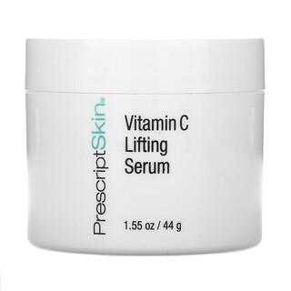 PrescriptSkin, Vitamin C Lifting Serum, Enhanced Brightening Gel Serum, 1.55 oz (44 g)