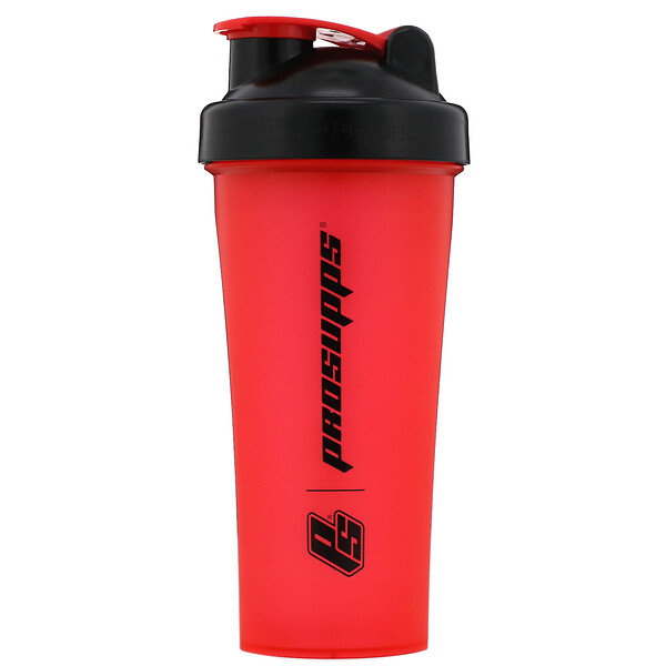 ProSupps, Alpha All Day Shaker Bottle, Red/Black, 1 Bottle