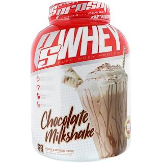 ProSupps, PS Whey, Chocolate Milkshake, 5 lbs (2267 g)