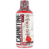 L-Carnitine 1500, Cherry Popsicle, 16 fl oz (473 ml) - фото