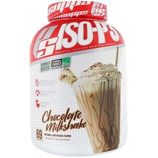 ProSupps, PS ISO-P3, Chocolate Milkshake, 5 lb (2268 g)