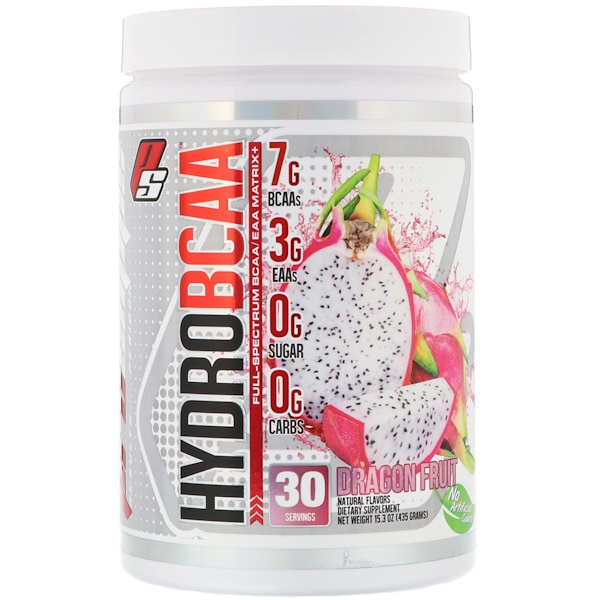 ProSupps, Hydro BCAA, Dragon Fruit, 15、3 oz (453 g)