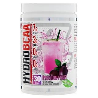 ProSupps, Hydro BCAA, Passion Fruit, 15.3 oz (435 g)