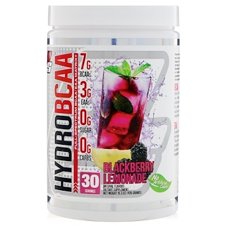 ProSupps, Hydro BCAA, Blackberry Lemonade, 15.3 oz (435 g)
