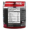 ProSupps, Mr. Hyde,运动前补充剂,蓝树莓味,7.6 盎司(216 克)