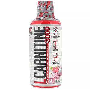 ПроСаппс, L-Carnitine 3000, Dragonfruit, 3,000 mg, 16 fl oz (473 ml) отзывы