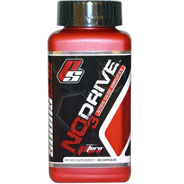 ProSupps, NO3Drive, Nitric Oxide Amplifier, 90 Capsules