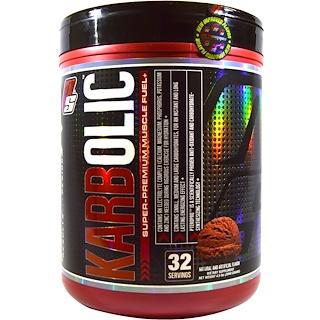 ProSupps, Карболик, супер-премиум, топливо ддя мышц, шоколад, 4,5 фунта (2048 г)