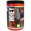 ProSupps, PSWhey, Pure Whey Protein, Molten Chocolate Cake, 2.0 lbs (924 g)