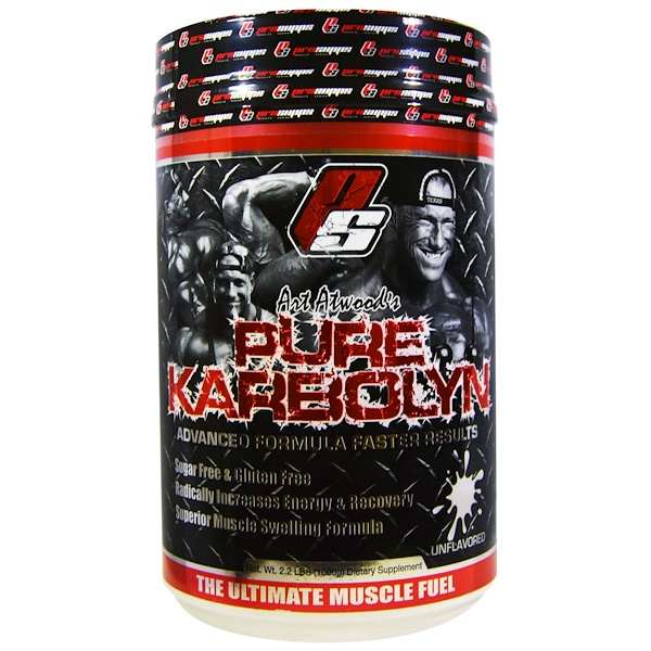 ProSupps, Art Atwood's Pure Karbolyn, Unflavored, 2.2 lbs (1000 g) (Discontinued Item)