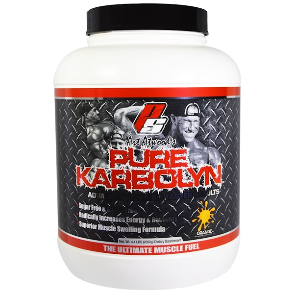 ProSupps, Pure Karbolyn, Orange, 4.4 lbs (2000 g) (Discontinued Item)