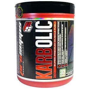 ПроСаппс, Karbolic, Super Premium Muscle Fuel, Unflavored, 4.5 lbs (2032 g) отзывы