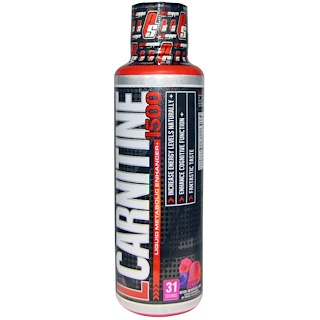 ProSupps, L-Carnitine 1500, Berry, 16 fl oz (473 ml)